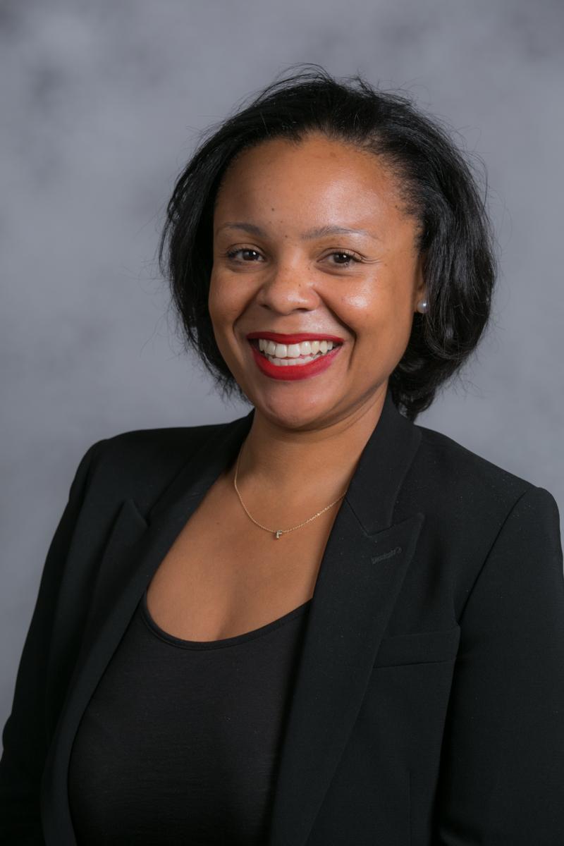 Ashley M. Hunter (Moderator)